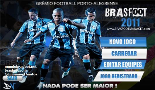 Skin do Grêmio - Brasfoot 2011