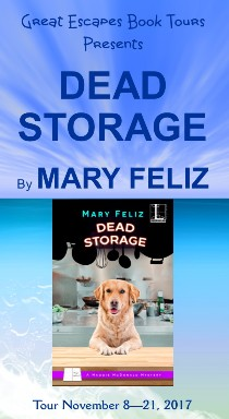Mary Feliz: here 11/19/17