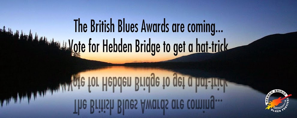 Hebden Bridge Blues Festival, 2011 to 2104