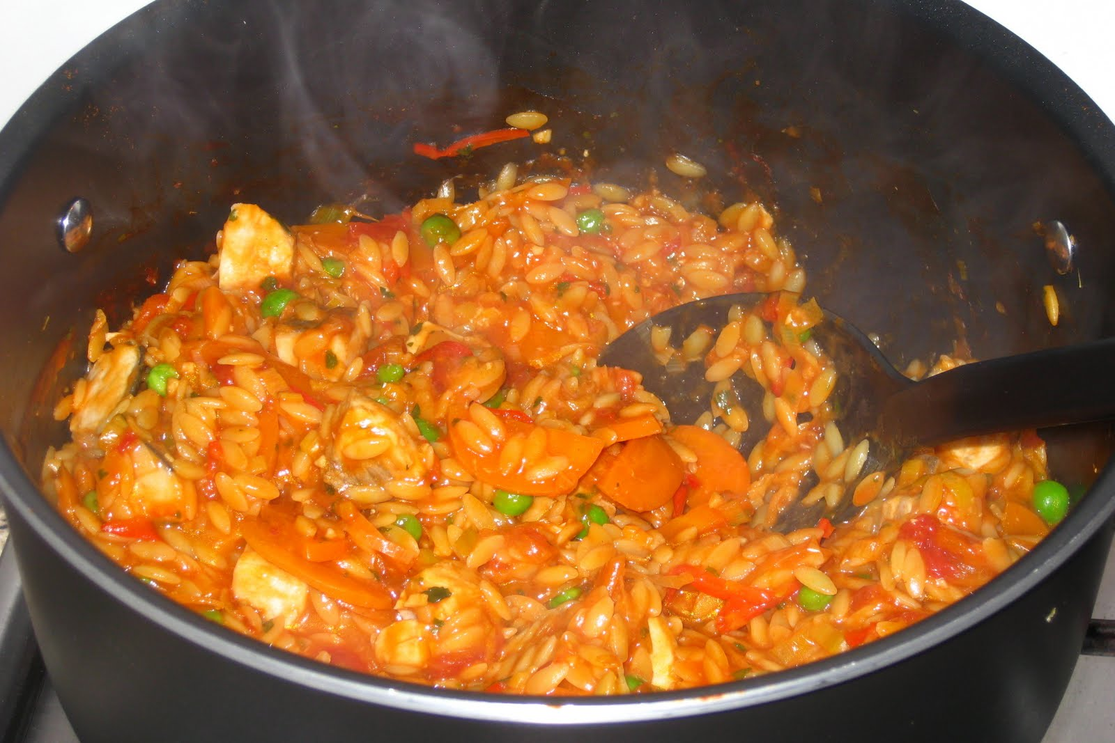 My best recipe selections chicken and vegetable risoni healthy chicken and vegetable risoni healthy food guide forumfinder Gallery