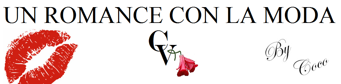 Un romance con la moda