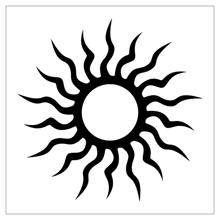 Tattoo Designs Sun: Tattooing Is Their Life: Sun Tattoos