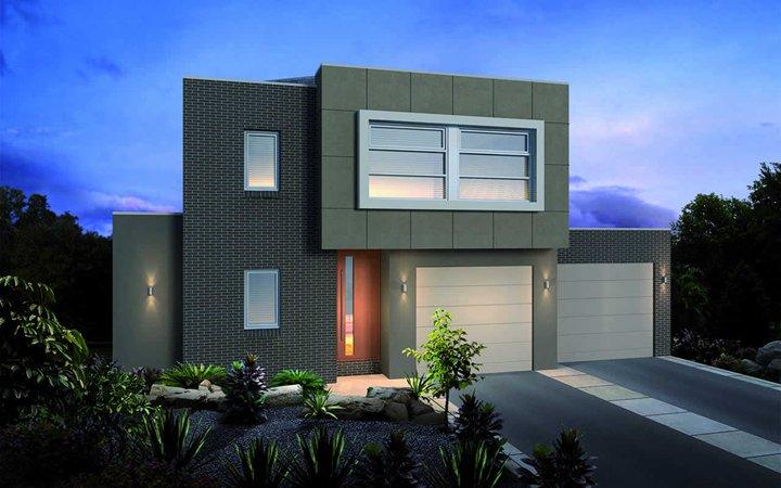 Fachadas casas modernas fachadas modernas te asesora - Casas blancas modernas ...