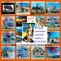 8° Swap Cartoline by Fiore