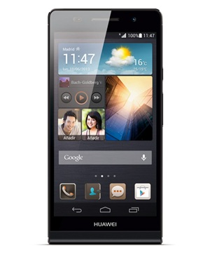 Huawei Ascend P6 Negro