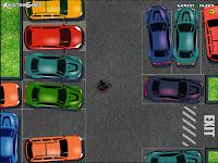 لعبة حرامى السيارات