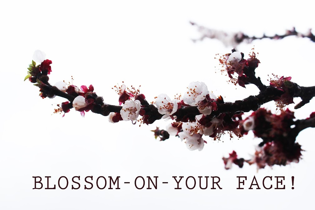 Blossom on Your Face