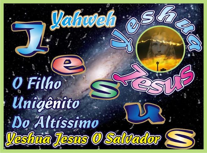 O Filho Unigênito do Altíssimo Jesus Cristo