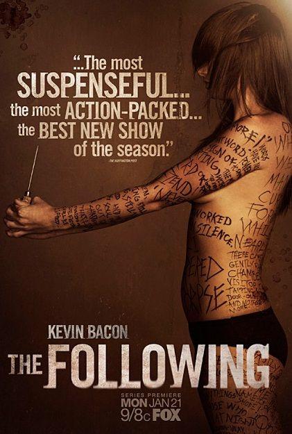 The Following (2013) Saison 1 [VOSTFR][HDTV]