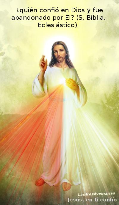 mensje de la biblia en foto de jesus