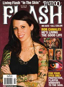 Flash Tattoo Magazine