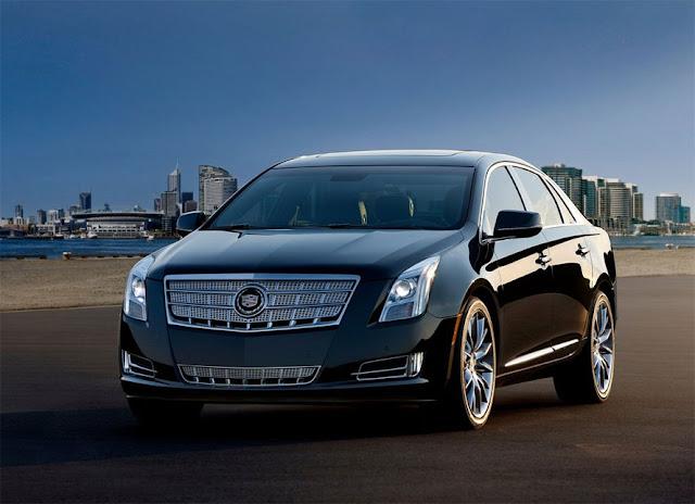 Cadillac XTS | キャデラック・XTS(2013-現行モデル)