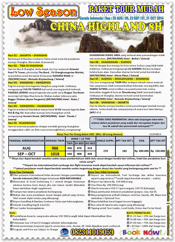 http://www.sentratour.com/2014/09/tour-murah-china-highland-8d-lowseason.html