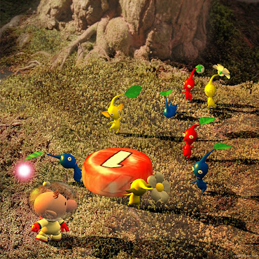 #6 Pikmin Wallpaper