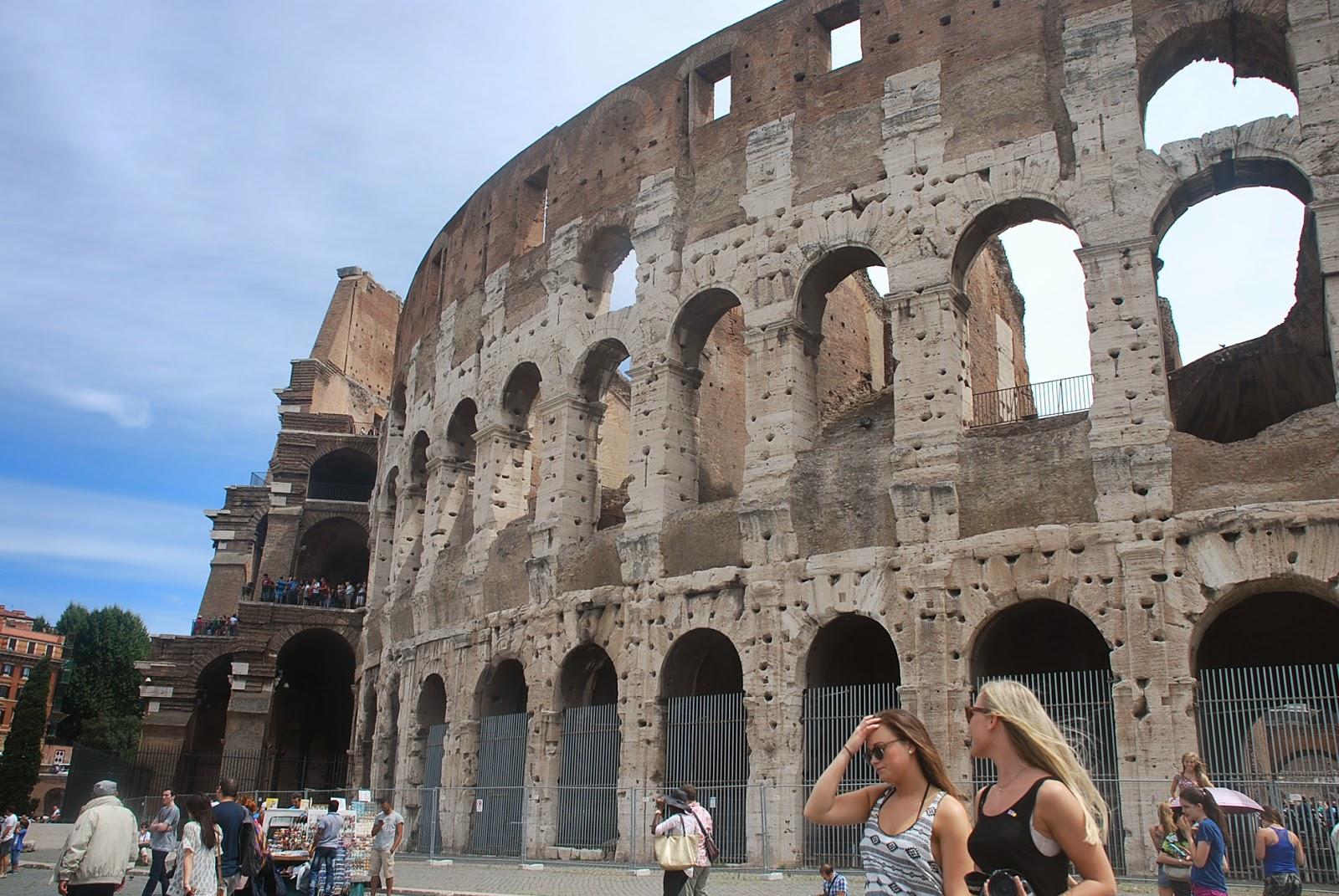 Kết quả hình ảnh cho Đấu trường La Mã Colosseum