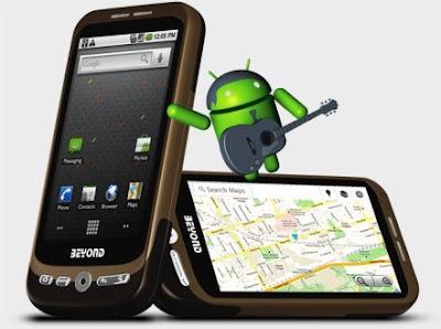 Handphone Beyond Terbaru 2013