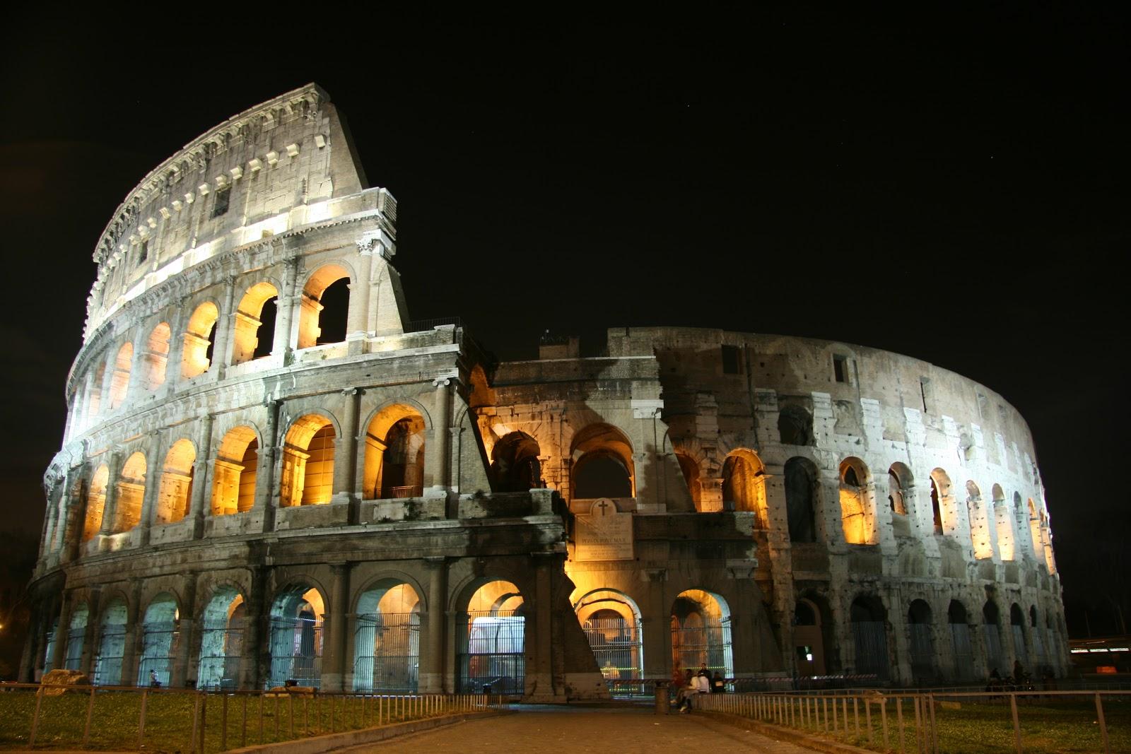 Koloseum di italia for Fondos de pantalla 7 maravillas del mundo