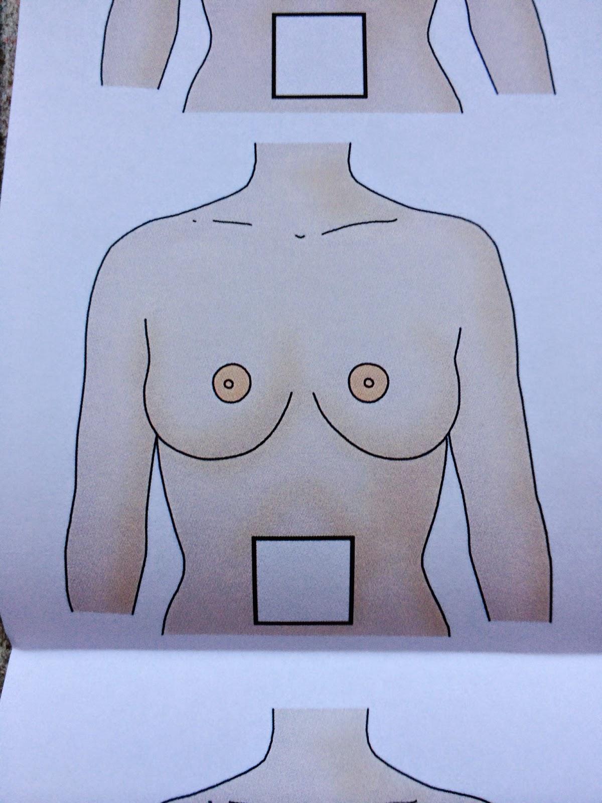 bäst massage stort bröst
