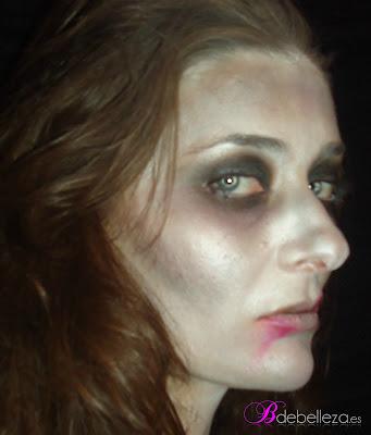 como maquillarse zombie