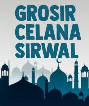 Grosir Sirwal Bandung