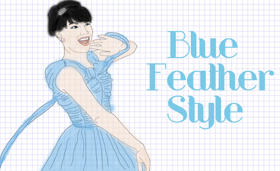 Blue Feather Style