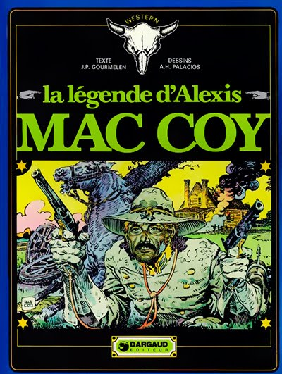 Mac Coy - Jean-Pierre Gourmelen et Antonio Hernández Palacios  -  21 tomes  (Série complète)