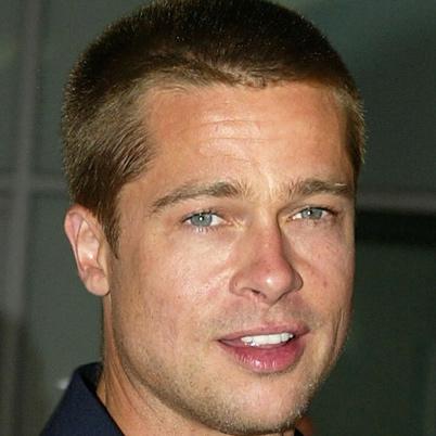 Brad Pitt HairStyle Men HairStyles Men Hair Styles