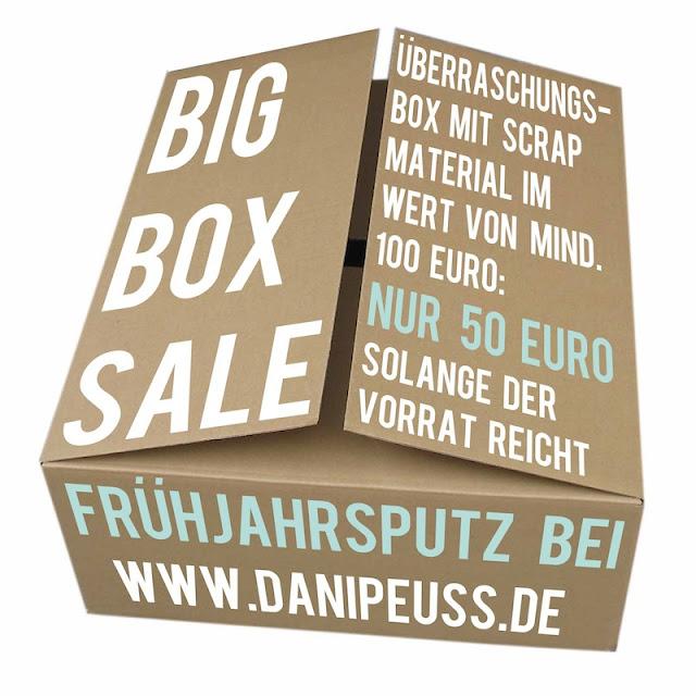Überraschungspaket im Wert von mindestens 100 € | www.danipeuss.de
