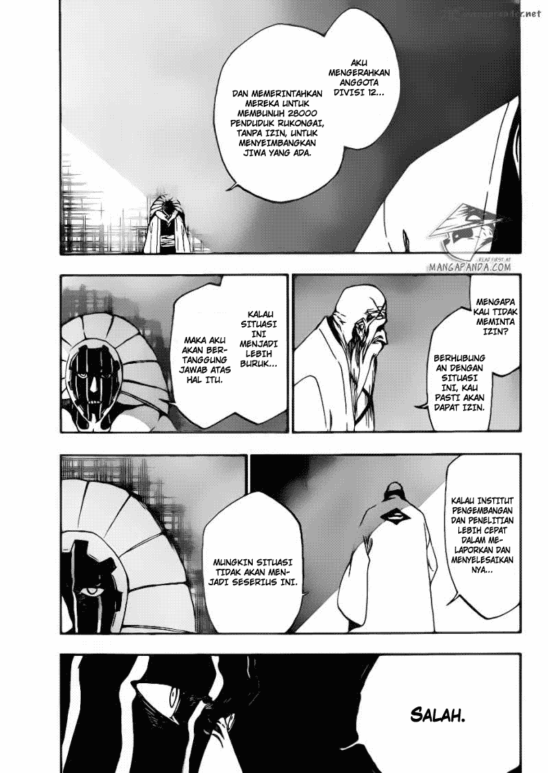 bleach online 492 page 15