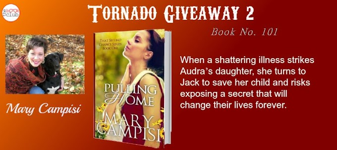 Tornado Giveaway 2: Book No. 101: PULLING HOME by Mary Campisi