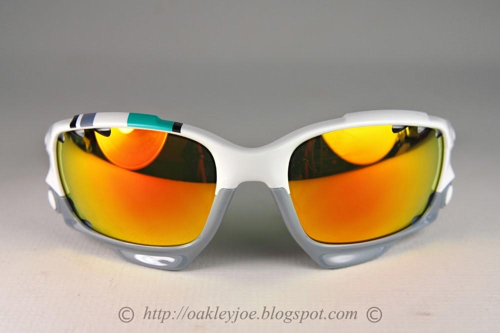 Oakley Jawbone White--Gray Lens