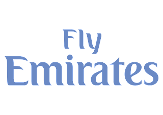 Fly Emirates Logo Vector download free
