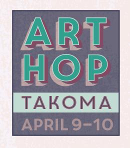 Art Hop Takoma