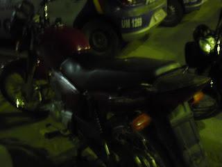 MOREILÂNDIA-PE: Polícia Militar recupera veículo roubado