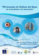 VIII Jornadas de Cultura del Agua