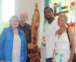 Howard Crunk, member of Texas Sculptors Society, takes Honorable Mention