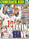 Giants take back of Daily News