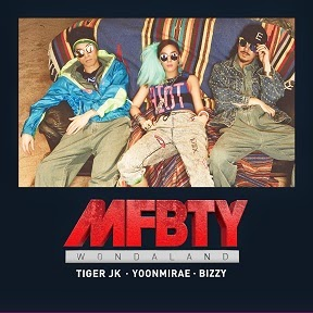 "MFBTY ft. EE, Rap Monster and Dino-J - ""Bucku Bucku"""