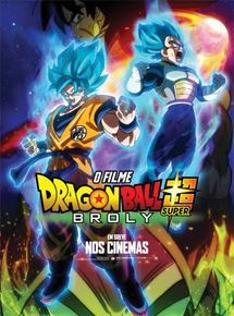 Baixar Dragon Ball Super Broly O Filme Torrent Dublado
