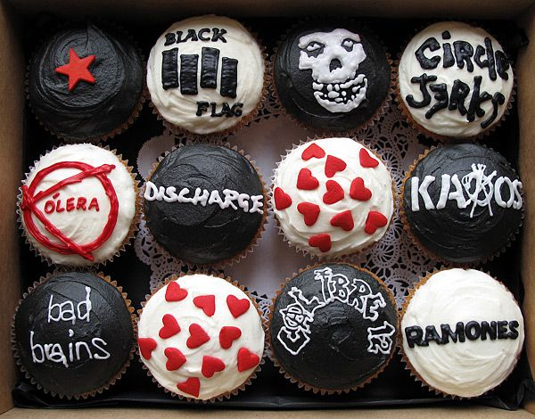 Rock And Roll Photography Birthday Cakes