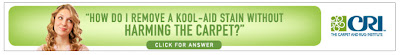 How Do I Remove a Kool-Aid Stain Without Harming My Carpet?
