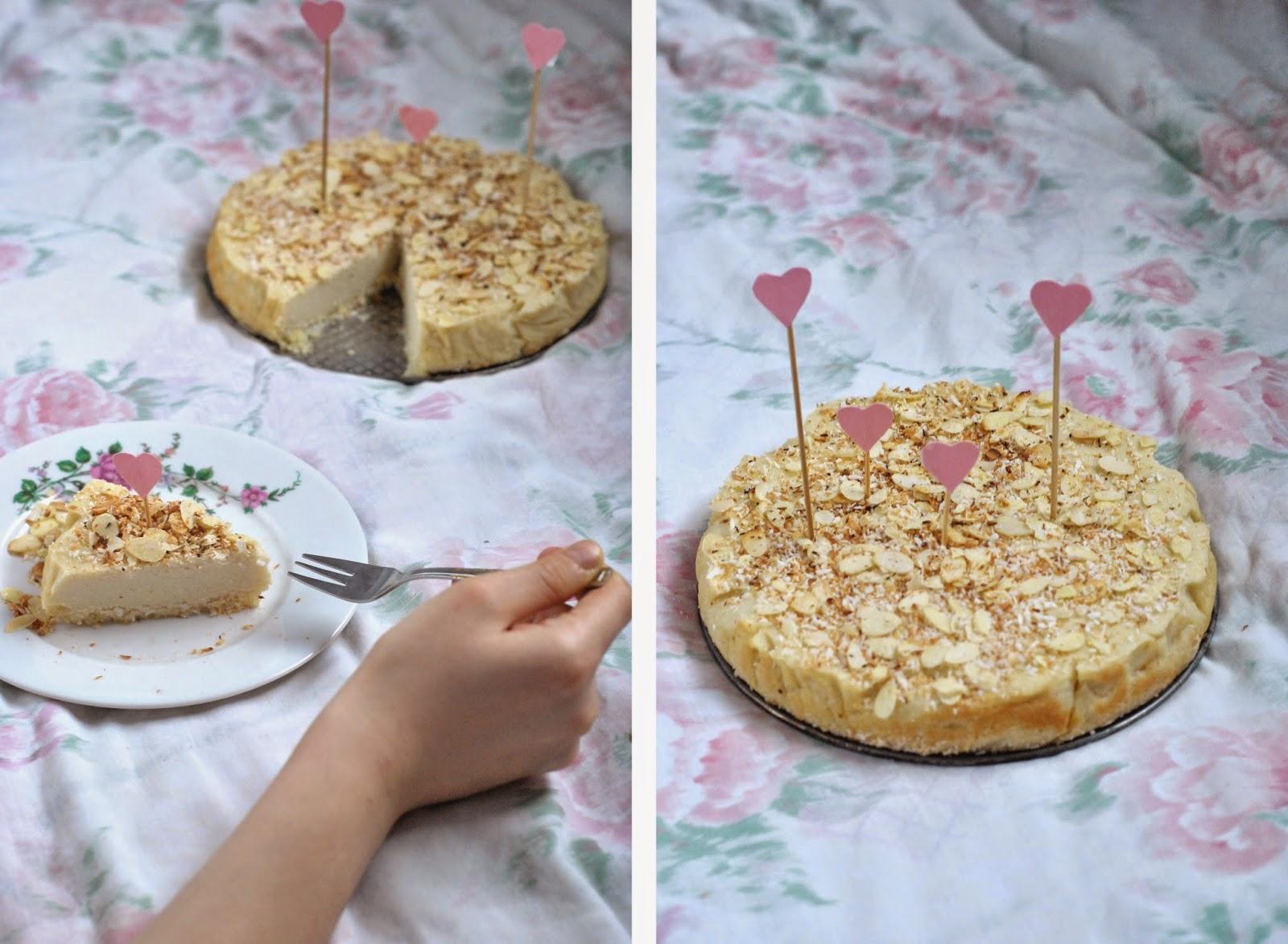 kokosowo-limonkowe ciasto