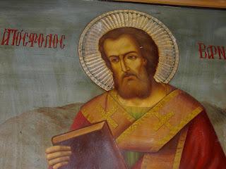 Żywot św. BARNABY APOSTOŁA