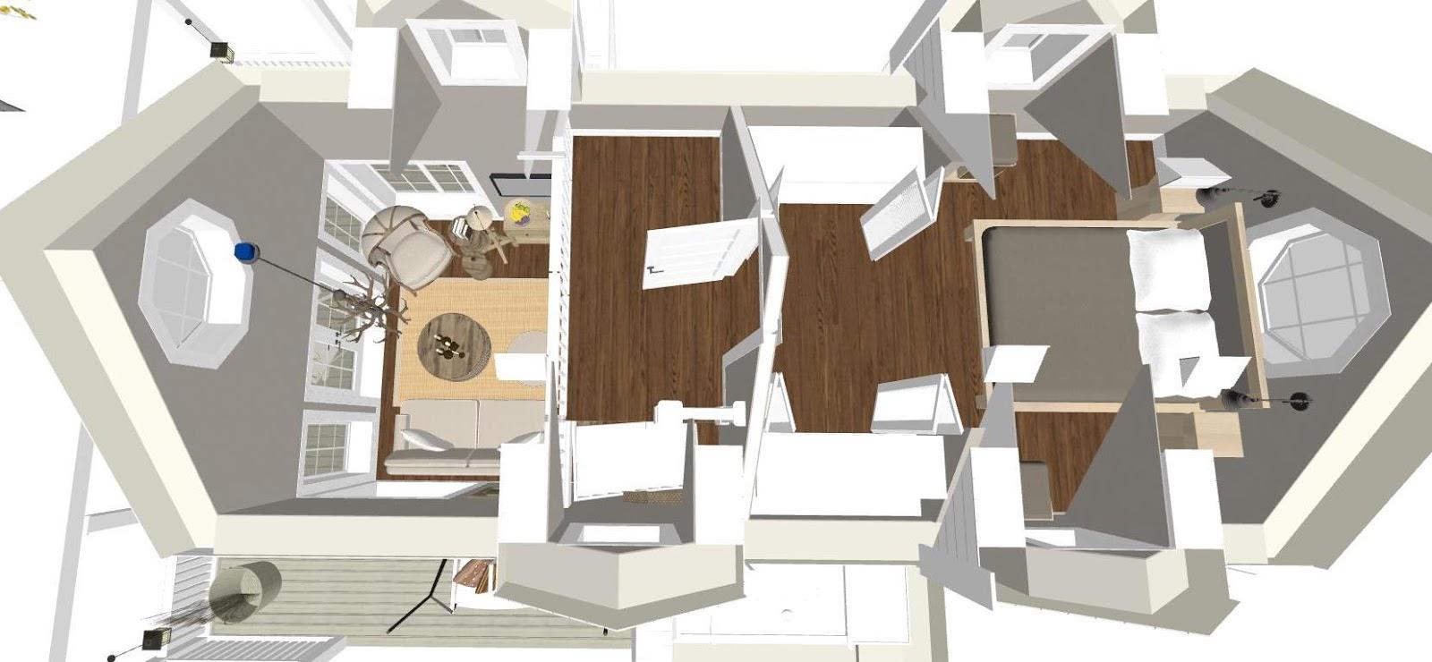 Dreams & coffees arkitekt  och projektblogg: fritidshus på 48 kvadrat!