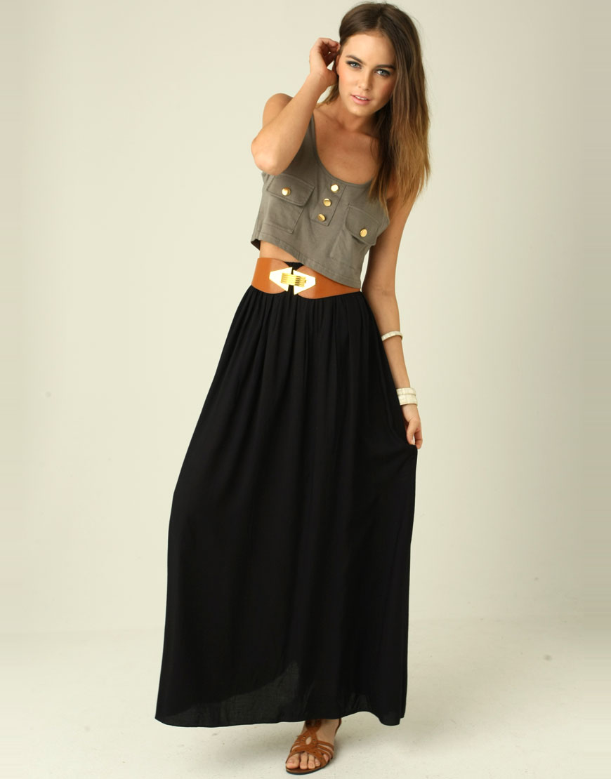 to toe with emy and po the black maxi inspiration