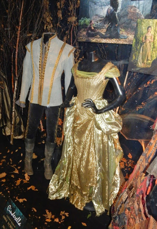 Cinderella Prince Charming Into the Woods movie costumes