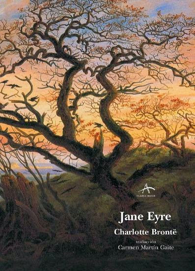 """Jame Eyre""- C. Brontë"