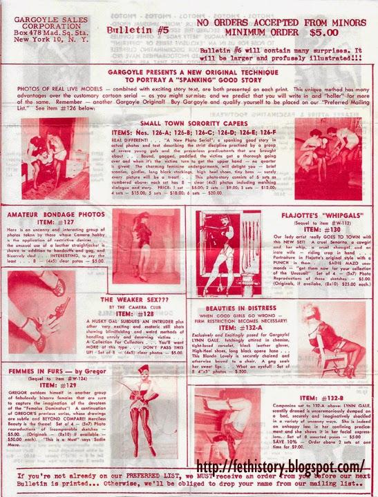 Edward Mishkin Gargoyle Sales Corp.