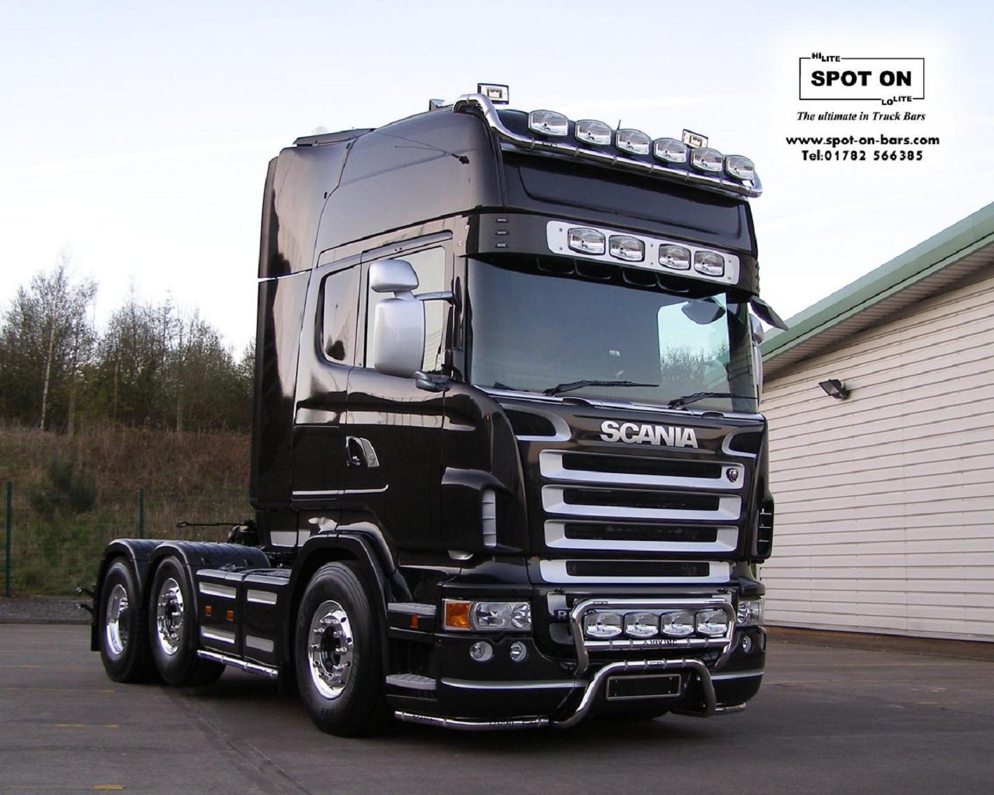 Scania R420 - Trucks.nl