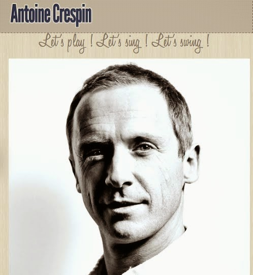 Antoine Crespin, voix et corps en conscience